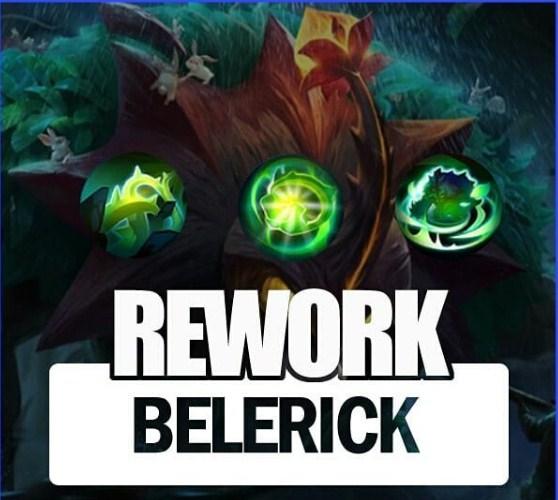 Rework Belerick Mobile Legends