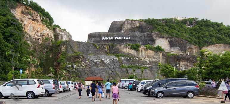 Sejarah Pantai Pandawa
