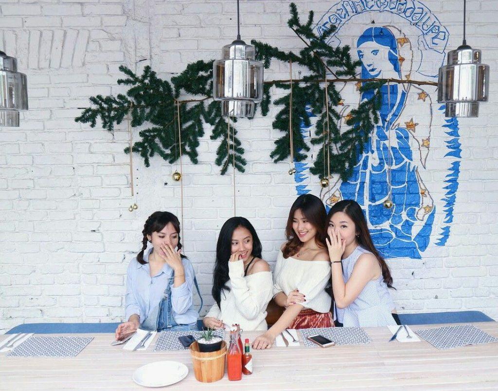 Cafe di Bandung Yang Cocok Untuk Bridal Shower
