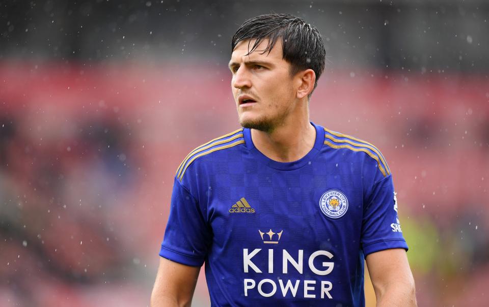 Leicester dan Manchester United Akhirnya Telah Sepakati Transfer Pemain Harry Maguire