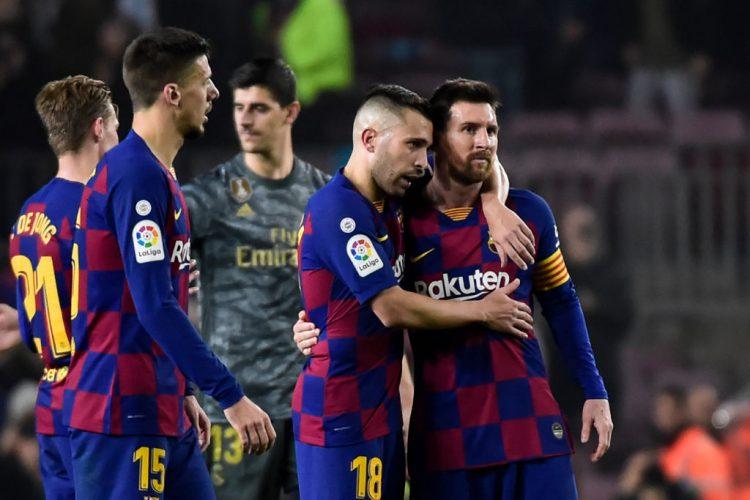 Beberapa Fakta Unik Pasca Laga Barcelona vs Real Madrid
