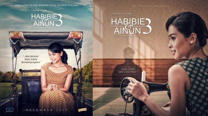 Beberapa Film Indonesia Dengan Penonton Terbanyak di Hari Pertama Penayangan
