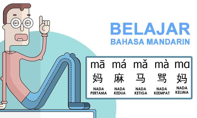 Cara Mudah Mempelajari Bahasa Mandarin