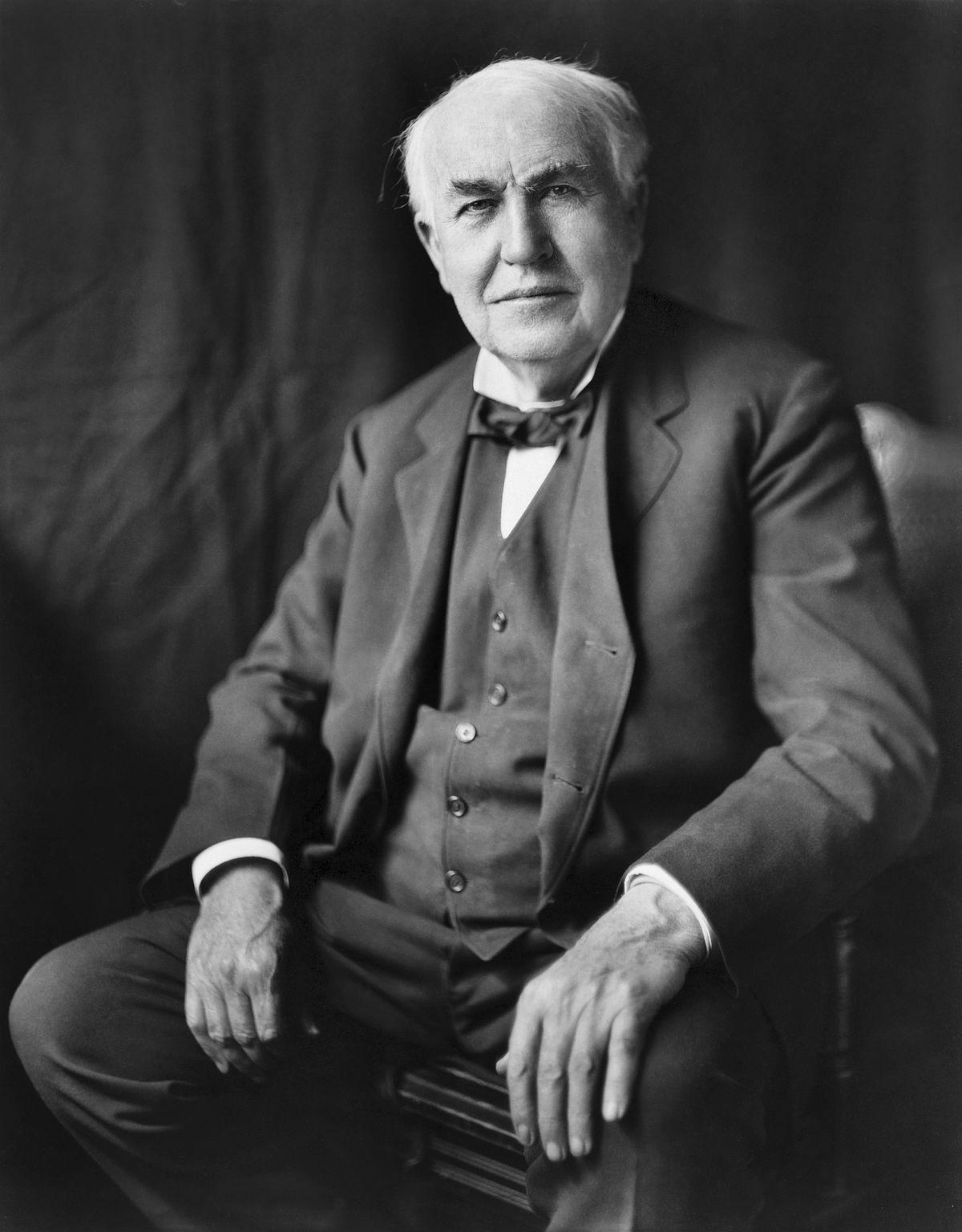 Fakta yang Menarik Tentang Thomas Alva Edison yang Mungkin Tidak Pernah Kamu Ketahui